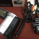 Видеокамера Sony DSR-SR46E, Челябинск