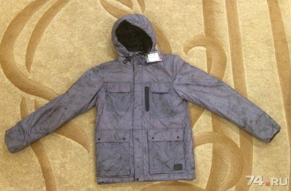 e20ff1b46a484 Продам куртку утеплённую мужскую фирмы Nike., Челябинск 3