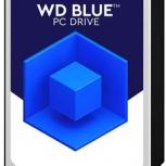 Жесткий диск 4Tb Western Digital (WD40EZRZ), Челябинск
