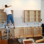 Ремонт сборка-разборка изготовление мебели ремонт дверей окон, Челябинск