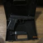 Пневматический пистолет Аникс А-101 М, Челябинск