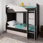 Новая двухъярусная кровать №05, Челябинск