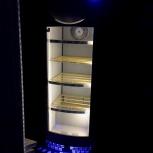 Витринный холодильный шкаф CMV450 Efs с подсветкой, Челябинск