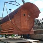 Баня-бочка, беседки, дачные домики, мебель из дерева от изготовителя, Челябинск
