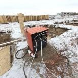Прогрев бетона, Челябинск