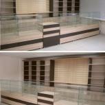 Прилавки витрины для торгового отдела, Челябинск