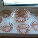 Пиалки с.С.С.Р. (стекло ) - 7 предметов(набор), Челябинск