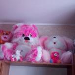 Мягкие игрушки большие и маленькие, Челябинск