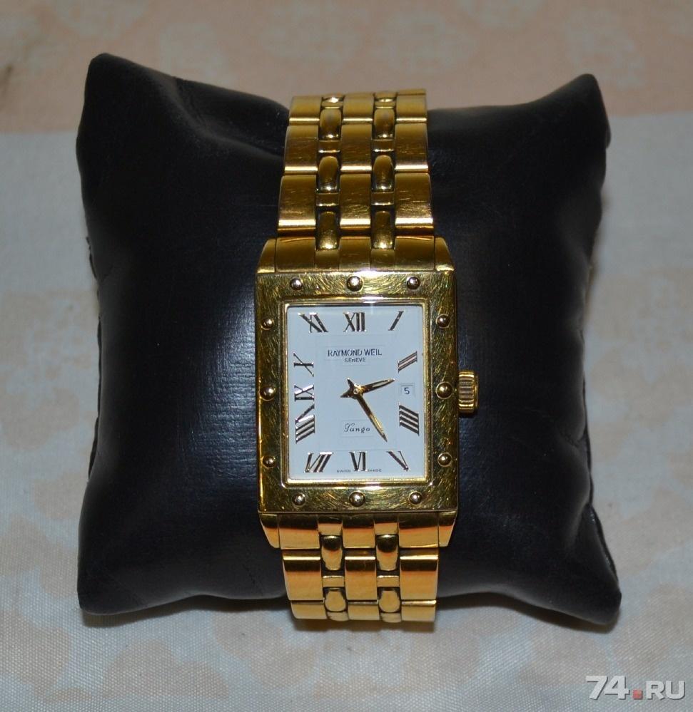 Часы раймонд велл продам ломбард отзывы часовой