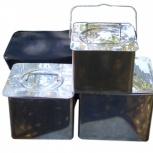 Котелки из нержавеющей стали набор из 3 шт, Челябинск