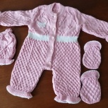 Продам комплект для новорожденного, Челябинск