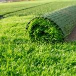 Искусственная трава в рулонах 12-60см, Челябинск