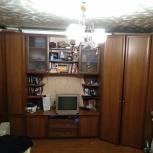 Стенка командор  с плательным шкафом в гостиную, хороший торг!, Челябинск