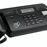 Продам факс panasonic kx-ft988ru, Челябинск