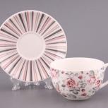 Чайная пара Lefard England Collection Фарфор, Челябинск