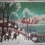 """Картина маслом """" Голландия """", Челябинск"""