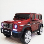 Электромобиль mercedes-benz g65 amg BIG Лицензия Red, Челябинск
