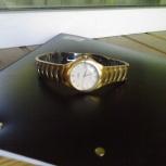 Позолоченные часы Seiko Watch Lorus. Фирменный оригинал, Челябинск