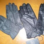 Перчатки женские кожаные Finnemax  (Финляндия). Размер 7 и 8. и др., Челябинск