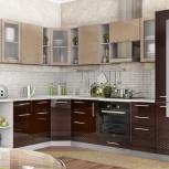 Изготовление, установка, сборка, ремонт кухонных гарнитуров, Челябинск