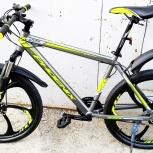 Велосипед новый алюминиевый, Челябинск