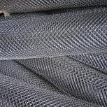 Сетка рабица d=1,6 мм, ячейка 50x50 мм, 2000x1000, Челябинск