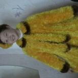 Пальто вязаное для девочки, Челябинск