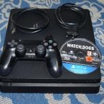 Игровая приставка Sony PlayStation 4 Slim 500 ГБ, Челябинск