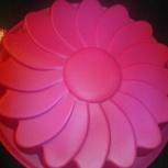 Форма в виде цветка кулинарная, Челябинск