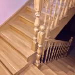 Деревянные лестницы из Бука , Ясеня , Дуба, Челябинск