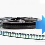 Оцифровка кинопленки 16-мм и 8-мм, Челябинск