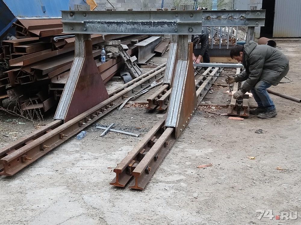 Тоннельный транспортер как делается машина на конвейере