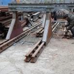 Упор тоннельный Р-65 ПП 5-286.01.000., Челябинск