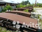 Два листа по пол-листа 20мм стальные, Челябинск