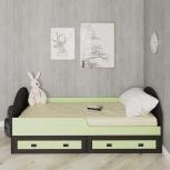 Новая детская кровать №21 с ящиками, Челябинск