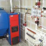 Монтаж отопления дома под ключ, Челябинск