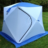 куплю зимнюю палатку куб,зонт для рыбалки, Челябинск
