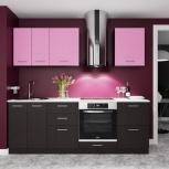 Новая кухня Инга-4, розовая, Челябинск