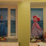 Оформление окон в детской комнате, Челябинск