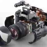 Ремонт фото, объективов, биноклей, нивелиров, телескопов, прицелов, Челябинск