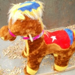Качалка-лошадка детская, Челябинск