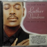 Luther Vandross One Night with You The Best 1997, Челябинск