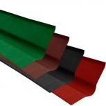 Ендова Ондулин коричневый длина - 1м, полезная дли, Челябинск