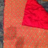 продам одеяло ватное детское, бу, Челябинск