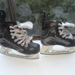Продам хоккейные коньки Bauer x400, Челябинск