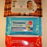 Производство салфеток в пачке 1-10-20  и до 100 шт., Челябинск
