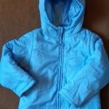 Куртка benetton для девочки на синтепоне, Челябинск