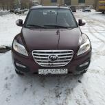 Авто   Lifan x60 2014, Челябинск