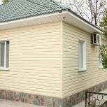 Сайдинг виниловый Блок-хаус, Челябинск