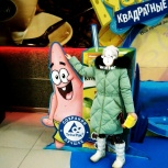 Продам детский зимний пуховик на девочку, Челябинск